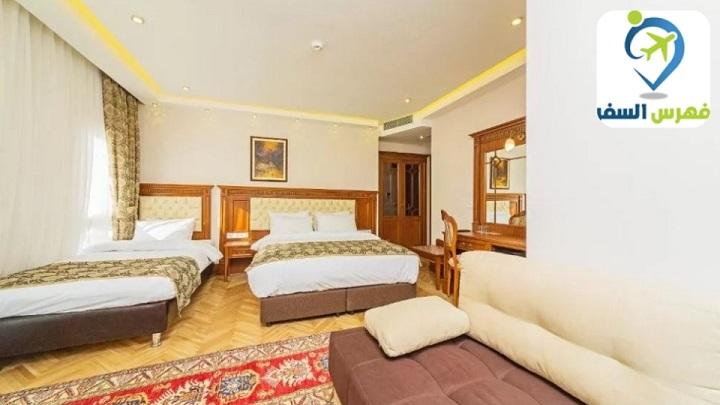 حجز فندق سبكترا السلطان أحمد اسطنبول
