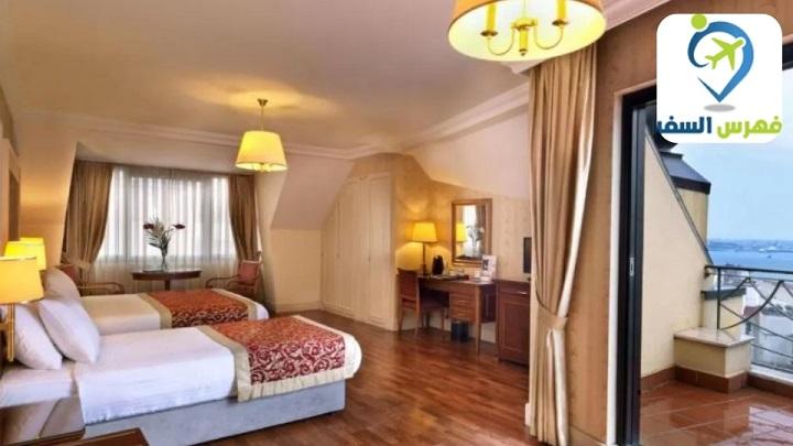 فندق تقسيم متروبارك اسطنبول