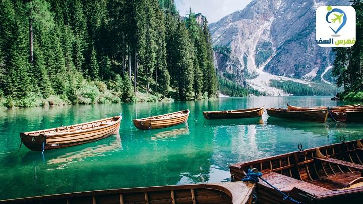 بحيرة زانبولان