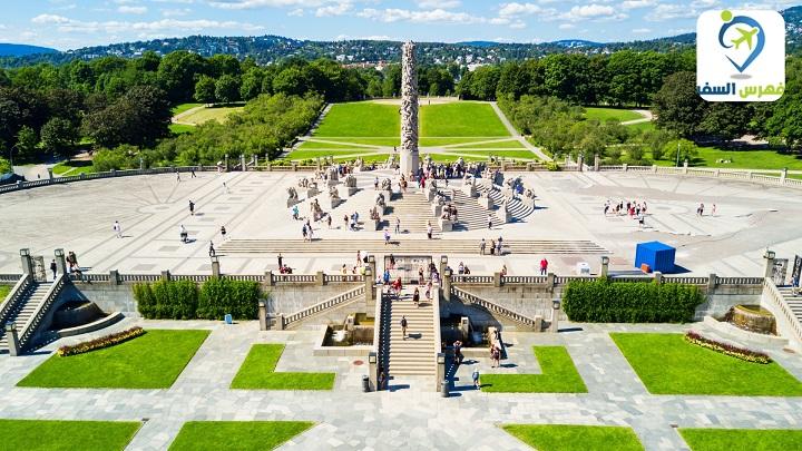 حديقة فيجلاند أوسلو