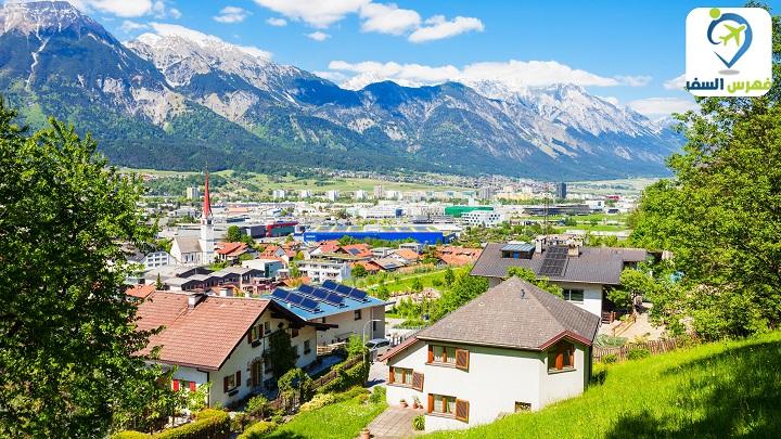 السياحة في انسبروك النمسا