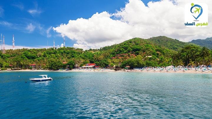 جزر جيلي تراوانجان في مدينة لومبوك