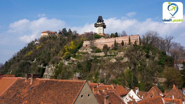 السياحة في غراتس النمسا