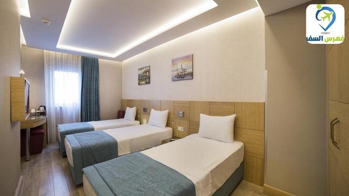 فندق ميريتو اسطنبول