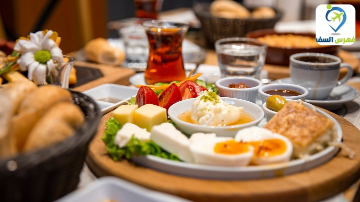 مطاعم نيشانتاشي اسطنبول