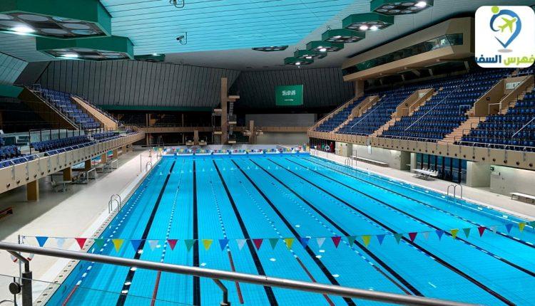 نادي سباحة للاطفال في الرياض