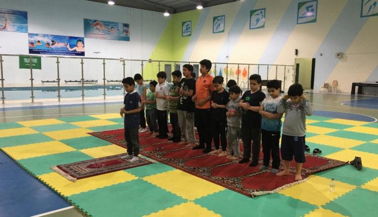 نادي رياضي للاطفال بالرياض